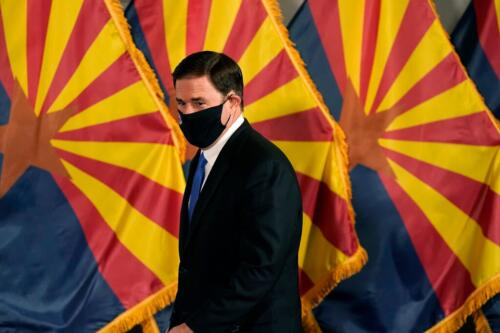 New York Times: After Trump's Loss in Arizona, State Republicans Hurl Insults at One Another
