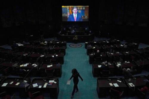 AZ Central: Contentious election and pandemic frustration create challenges for Ducey's agenda at Legislature