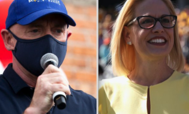 NewsWeek: Kyrsten Sinema Began as an Activist, But Now Arizona Latinos Say Mark Kelly is the One Who Listens