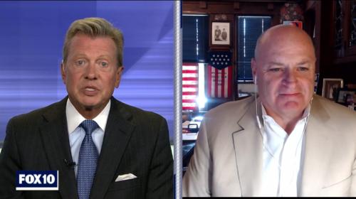 Fox 10: Newsmaker Saturday - Ken Bennett & Chuck Coughlin