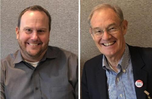 KJZZ: Former Arizona Attorney General Terry Goddard and Paul Bentz of HighGround joined The Show to talk about voting-related legislation, more confusion with the auditing of Maricopa County ballots and more.