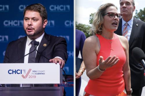 NewsWeek: Draft Ruben Gallego Effort Launches As Progressives Seek to Oust Kyrsten Sinema